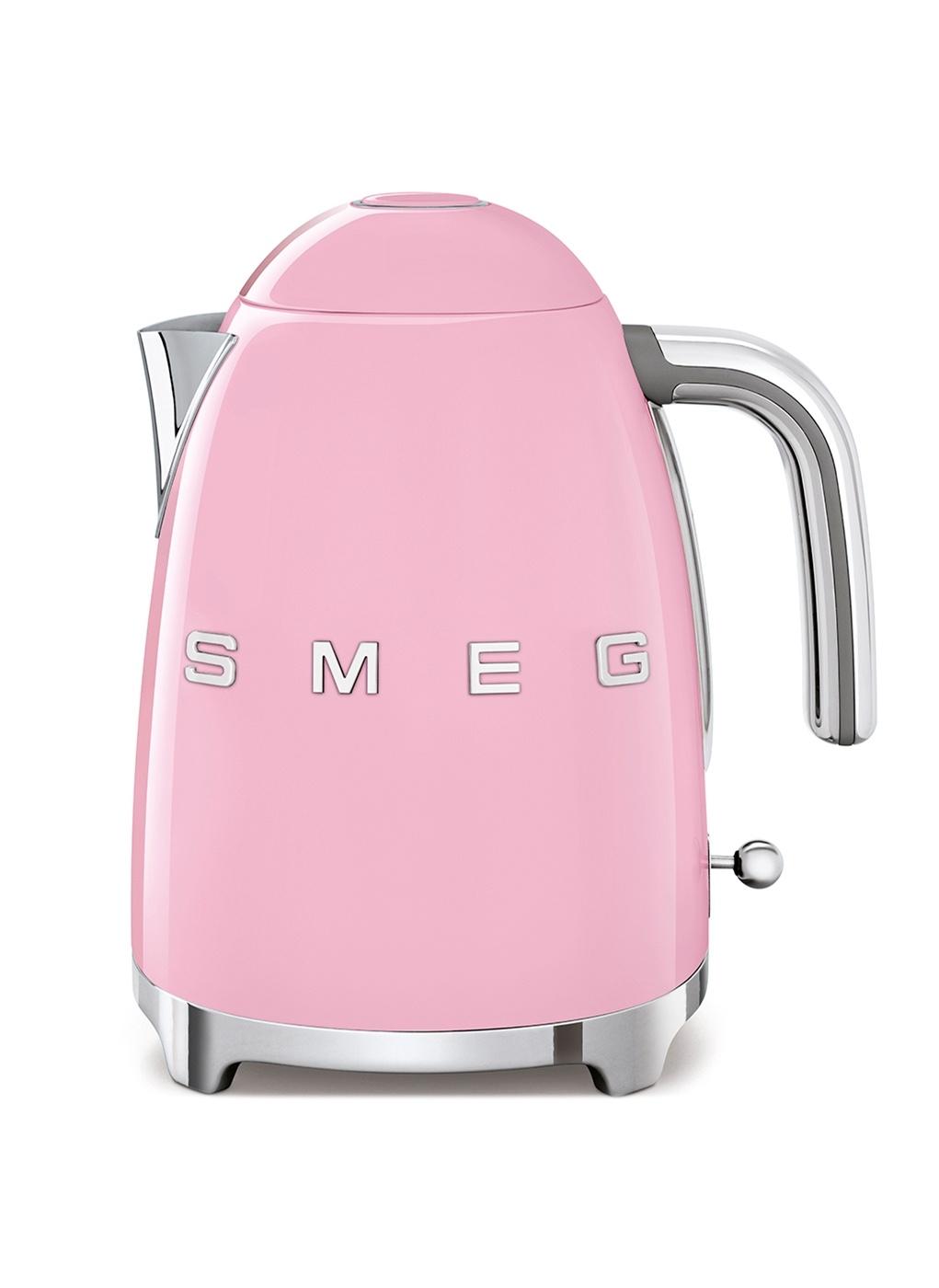 Smeg Smeg 1.7 lt Hazneli Paslanmaz Çelik Kettle Su Isıtıcısı - 28623124